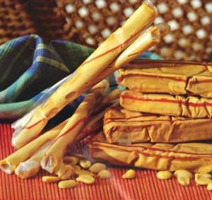 Melcocha Mejores comidas salvadoreñas