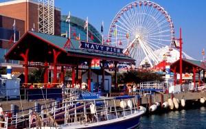 Navy Pier Chicago Illinois Lugares turísticos de Estados Unidos