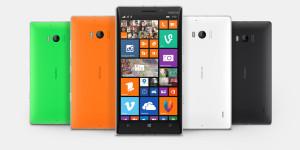 Nokia Lumia 930 Mejores Smartphones con pantallas de 5 pulgadas