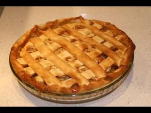 Pastel de manzana Mejores comidas de Estados Unidos