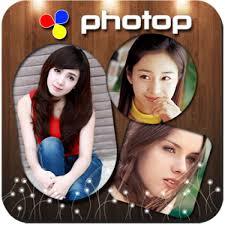 Photop – Photo Collage Aplicaciones Android para decorar fotos