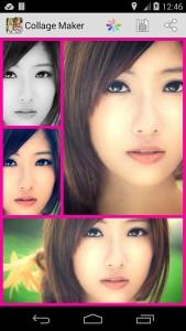 PicStitch Collage Maker Aplicaciones Android para decorar fotos