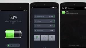 batería aplicaciones Android para ahorrar batería