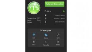 battery defender aplicaciones Android para ahorrar batería