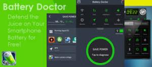 battery doctor aplicaciones Android para ahorrar batería