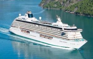 Crystal Serenity Mejores cruceros del mundo
