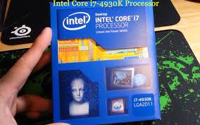 4 mejores procesadores i7 de Intel