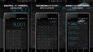 1 Mejores calculadoras para Android