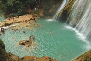 Cascada Salto del Limón - 10 Lugares románticos de República Dominicana