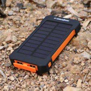 8 mejores cargadores solares para móviles