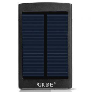 9 mejores cargadores solares para móviles
