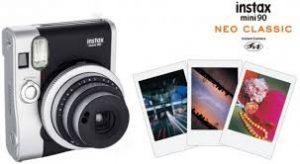 4 mejores cámaras de fotografías instantánea