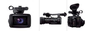4 mejores cámaras profesionales de vídeo 4k