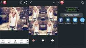 6 mejores aplicaciones para edición de fotos Android