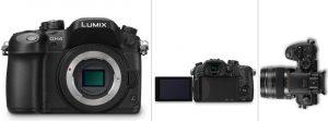 8 mejores cámaras profesionales de vídeo 4k
