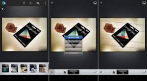 9 mejores aplicaciones para edición de fotos Android
