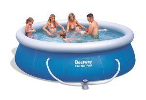 4 mejores piscinas desmontables