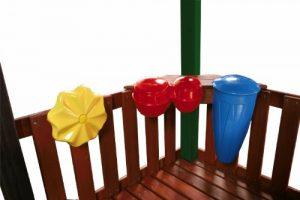 nios ya que posee una rueda de lluvia un bongo y un tambor se puede utilizar tanto en el interior como en el exterior y se adiciona a cualquier tipo