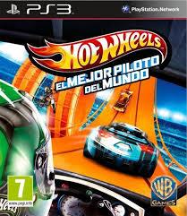 hot wheels el mejor piloto del mundo