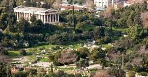 Ancient Agora principales atracciones turísticas en Atenas