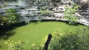 Cenote Sagrado Lugares para Visitar en Chichén Itzá