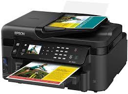 Epson WorkForce Mejores Impresoras de inyección de tinta 2014