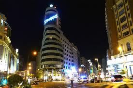 Gran Via Atracciones Turísticas de Madrid España