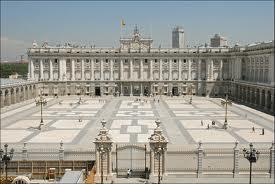 Palacio Real Atracciones Turísticas de Madrid España