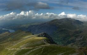 Snowdonia mejores lugares para visitar en Reino Unido