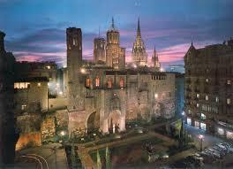 Barrio Gótico de Barcelona mejores lugares para visitar en Barcelona España