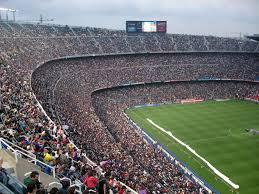 Estadio Nou Camp mejores lugares para visitar en Barcelona España