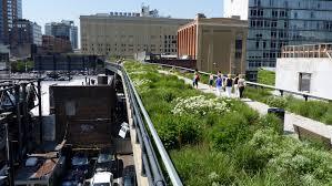 High Line lugares para Visitar en Nueva York