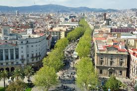 Las Ramblas mejores lugares para visitar en Barcelona España