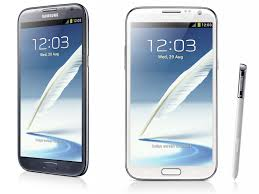 Samsung Galaxy Note II Top 10 Mejores Celulares Quad Core 2014