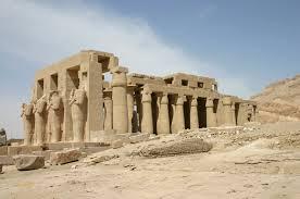 El Ramesseum - Templos de egipto