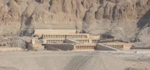 Templo de Hatshepsut - Templos de egipto