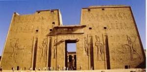 Templo de Horus - Templos de egipto