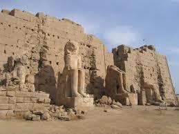 Templo de Karnak - Templos de egipto
