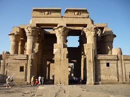 Templo de Kom Ombo - Templos de egipto
