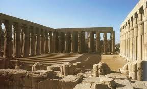 Templo de Luxor - Templos de egipto
