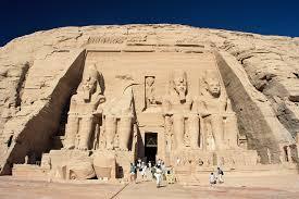 Templo de Ramsés II - Templos de egipto