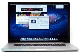 MacBook Pro Retina Laptops del 2014