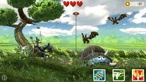 juegos divertidos android Samurai Santaro