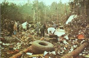 Accidentes desastres aereos