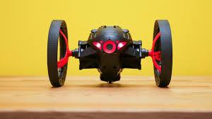 9 Drone por el suelo