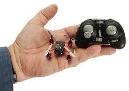 5 El drone mas pequeño del mundo