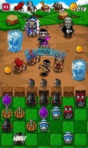 Monster War Juegos ligeros para android