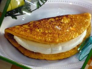 cachapa Mejores comidas Venezolanas