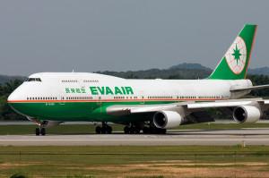 7.- EVA Air compañías aéreas para viajar
