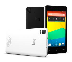 BQ Aquaris E 4.5 Mejores smartphones de 4.5 pulgadas